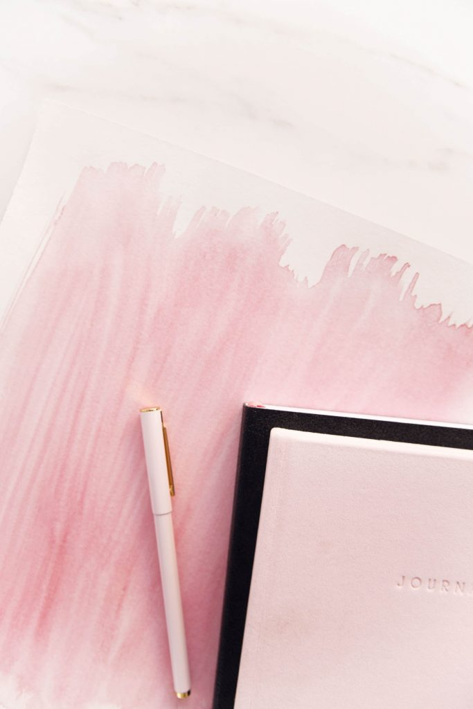 Oh Tilly Rose Blush Marble 035
